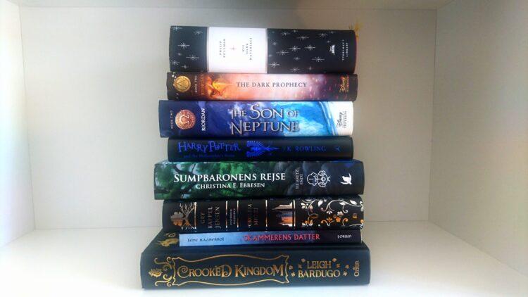 fantasy bookstack