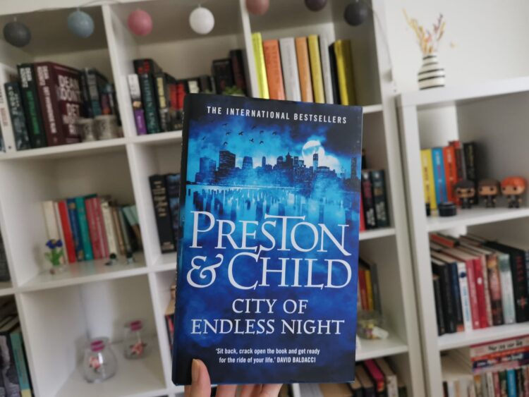 Anmeldelse af City of Endless Night af Douglas Preston & Lincoln Child