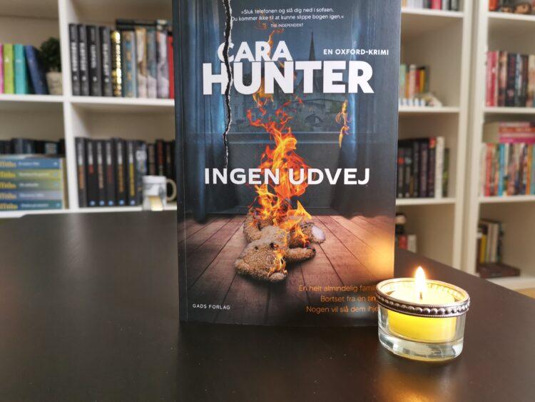 Ingen udvej af Cara Hunter anmeldelse