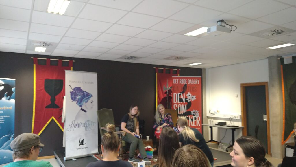fantasyfestivalen bogblogger event