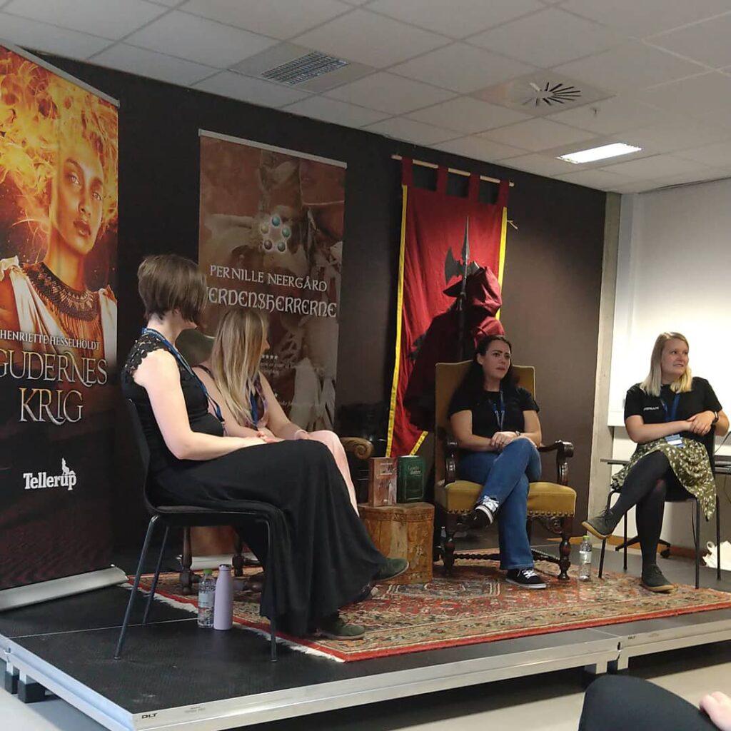 fantasyfestivalen event om fejlbarlige helte